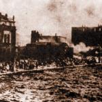 Η Σμύρνη στις φλόγες . Η μεγαλύτερη και ωραιότερη πόλη της Ανατολής καταστράφηκε μέσα σε μία βδομάδα από την εκδικητική μανία των Τούρκων